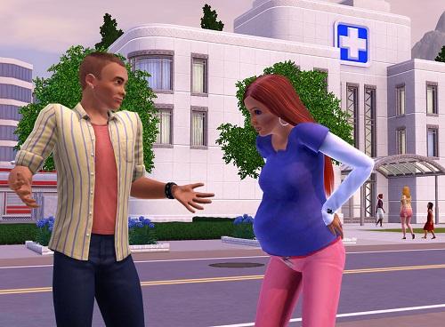 симс 3 - коды на беременность