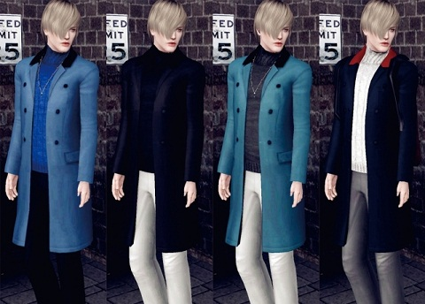мужская одежда для симс 3