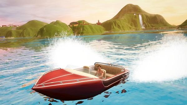 Симс 3: Райские острова